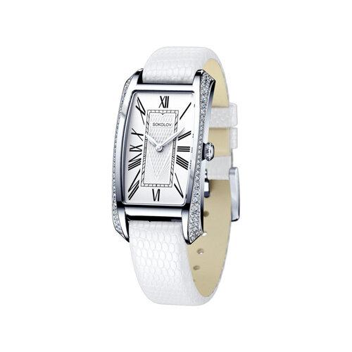Женские серебряные часы (119.30.00.001.01.02.2) - фото