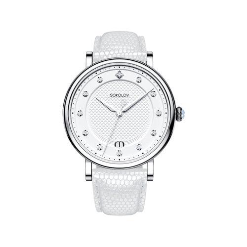 Женские серебряные часы (103.30.00.000.04.02.2) - фото №2