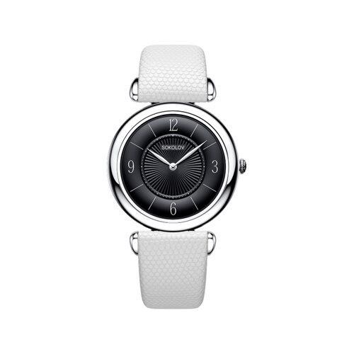 Женские серебряные часы (105.30.00.000.04.02.2) - фото №2