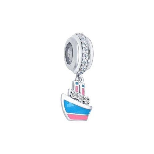 Подвеска-шарм «Кораблик»