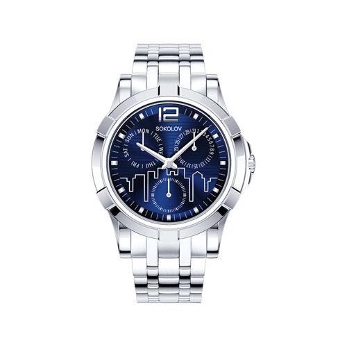 Женские стальные часы (304.71.00.000.02.01.2) - фото №2