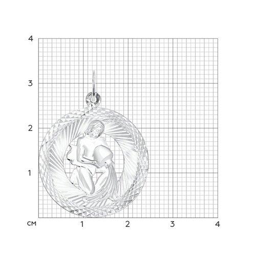 Подвеска «Знак зодиака Водолей» (94030880) - фото №2