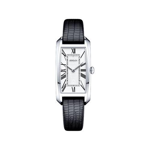 Женские серебряные часы (120.30.00.000.01.01.2) - фото №2