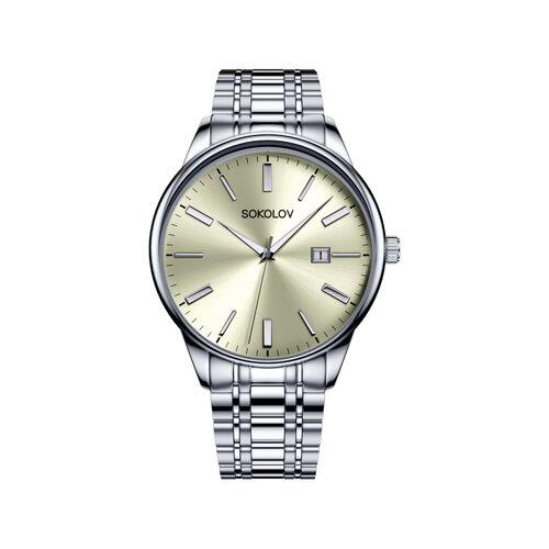Мужские стальные часы (313.71.00.000.04.01.3) - фото №2