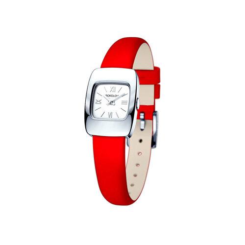 Женские серебряные часы (124.30.00.000.01.03.2) - фото