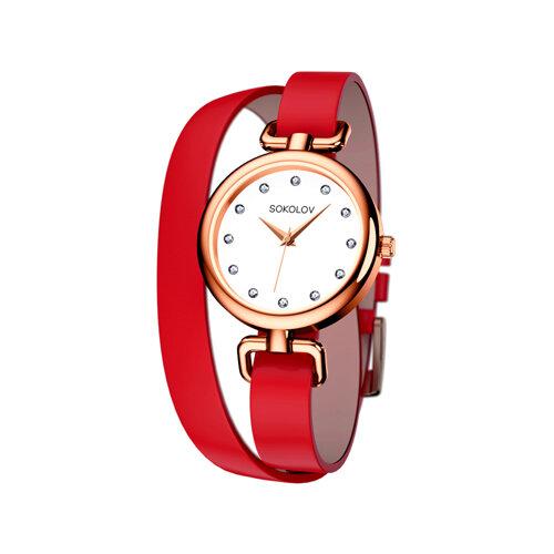 Женские стальные часы (315.73.00.000.01.02.2) - фото