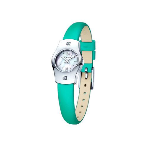 Женские серебряные часы (123.30.00.001.02.07.2) - фото