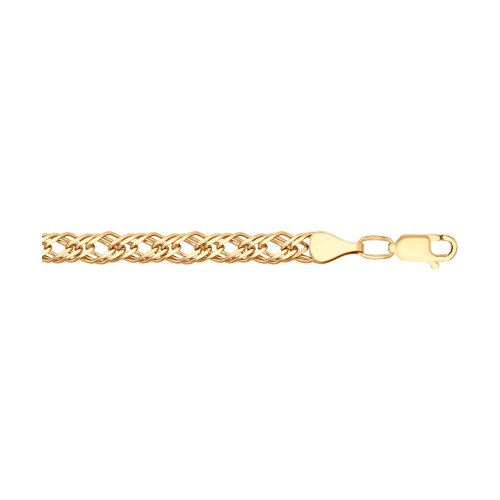 Браслет из золочёного серебра (985220802) - фото