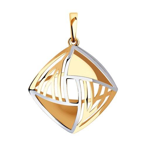 Подвеска из золота (035915) - фото