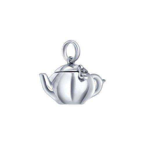 Подвеска SOKOLOV из серебра «Чайник»