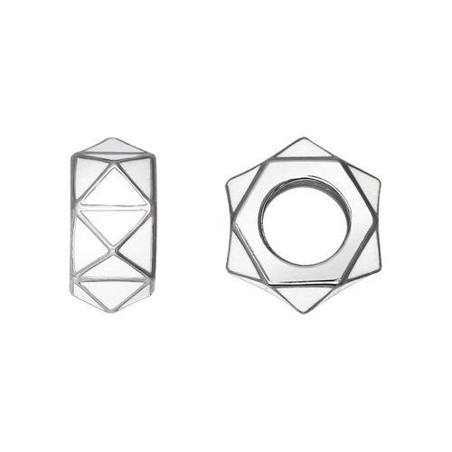 Подвеска-шарм, серебро во власти эмали SOKOLOV бенцони жюльетта флорентийка во власти теней