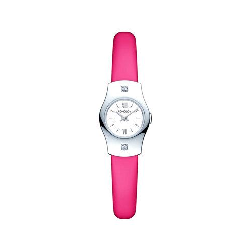Женские серебряные часы (123.30.00.001.01.05.2) - фото №2