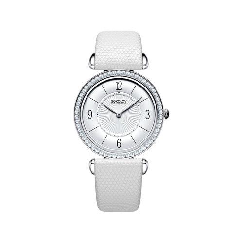 Женские серебряные часы (106.30.00.001.03.02.2) - фото №2