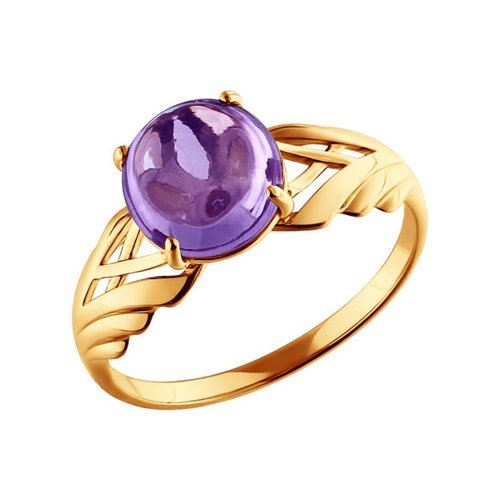 Кольцо женское золотое SOKOLOV золотое кольцо ювелирное изделие 01k623290