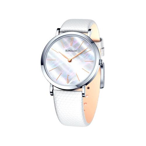 Женские серебряные часы (152.30.00.000.06.02.2) - фото