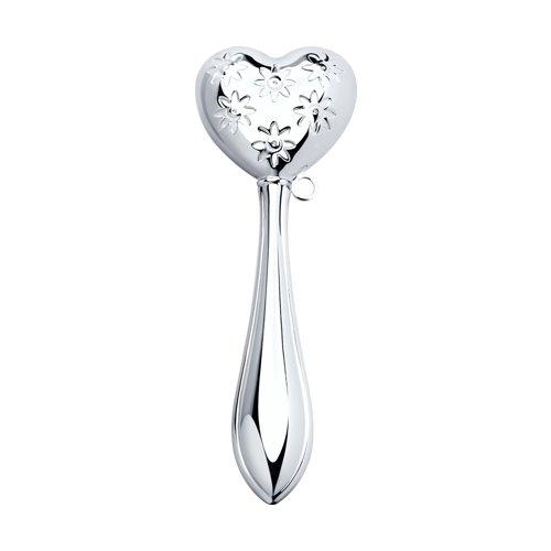 Погремушка «Сердце» (2301010021) - фото