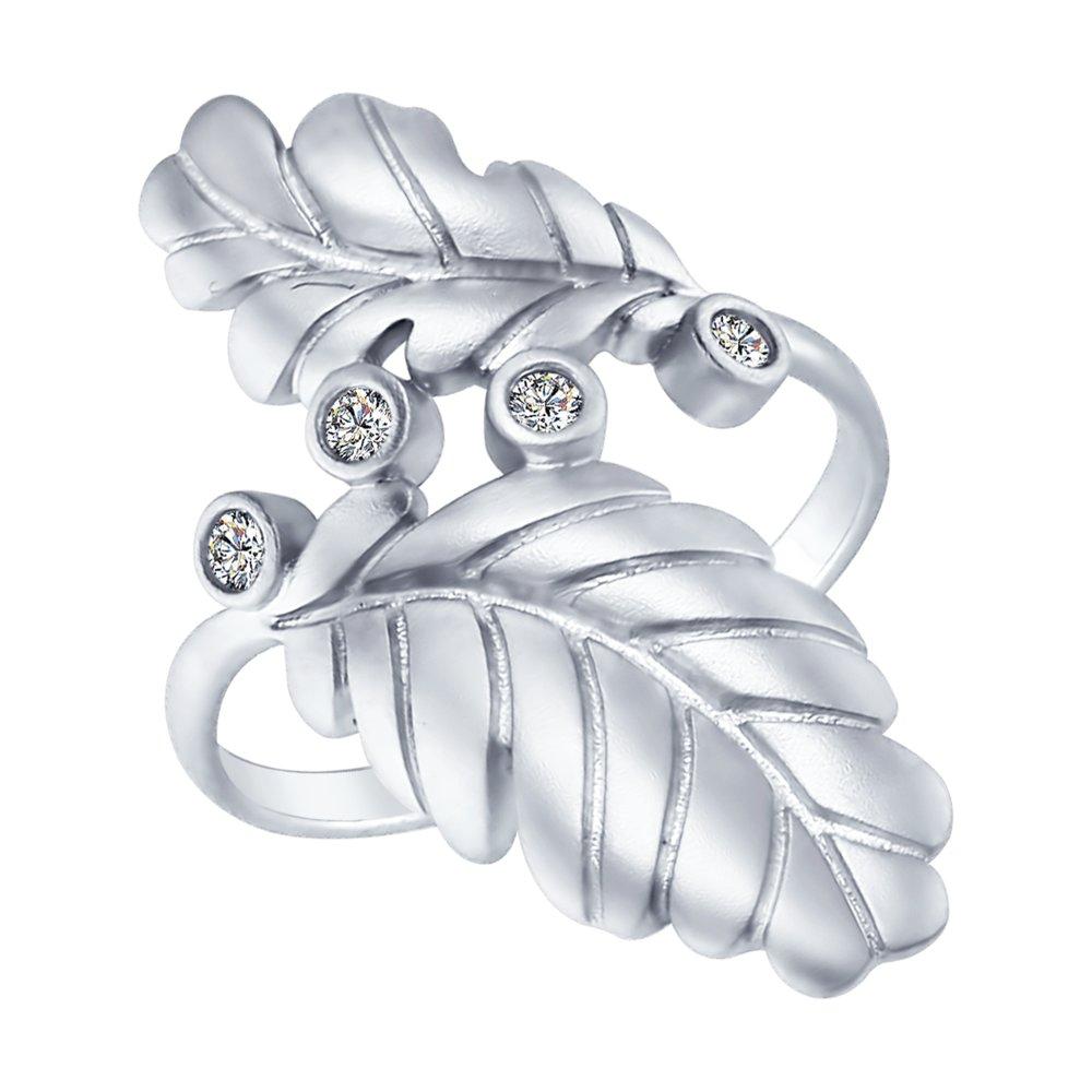 Кольцо «Листья» SOKOLOV