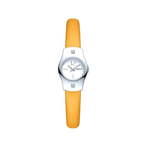 Женские серебряные часы (123.30.00.001.04.04.2) - фото №2