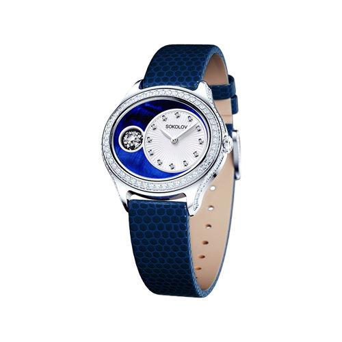 Женские серебряные часы SOKOLOV женские часы platinor женские часы оливия 97956 pla97956