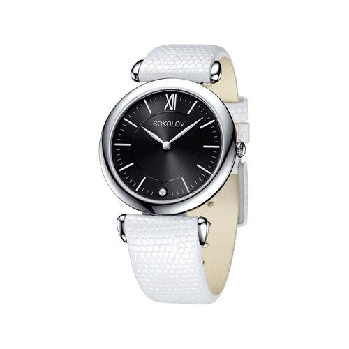 Женские серебряные часы (105.30.00.000.02.02.2) - фото