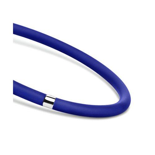 цена Синий силиконовый браслет для подвесок SOKOLOV онлайн в 2017 году