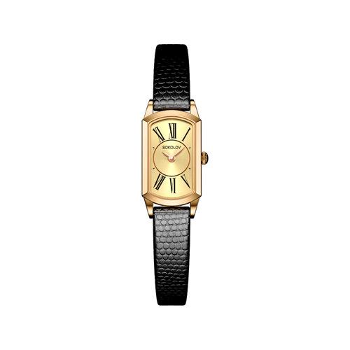 Женские золотые часы (221.02.00.000.02.01.3) - фото №2