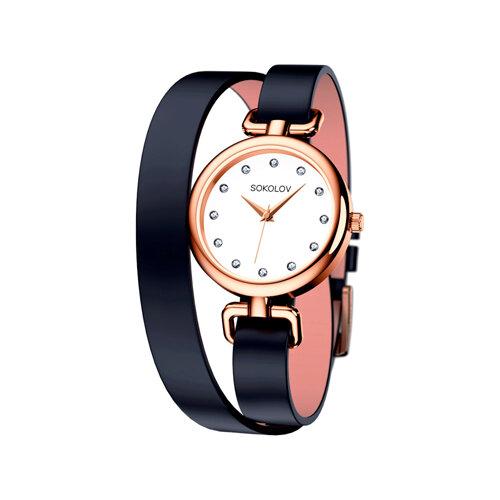 Женские стальные часы (315.73.00.000.01.01.2) - фото