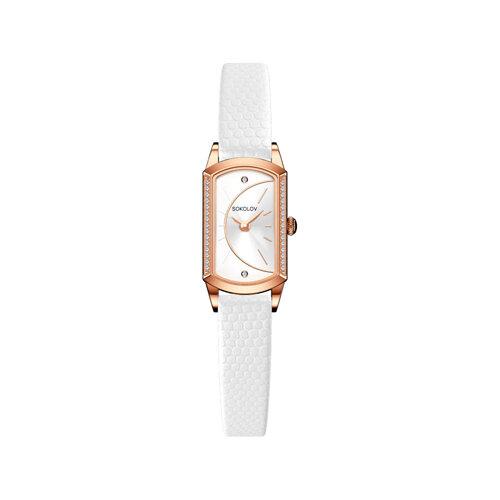 Женские золотые часы (222.01.00.001.04.02.3) - фото №2