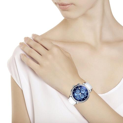 Женские серебряные часы (126.30.00.000.05.02.2) - фото №3