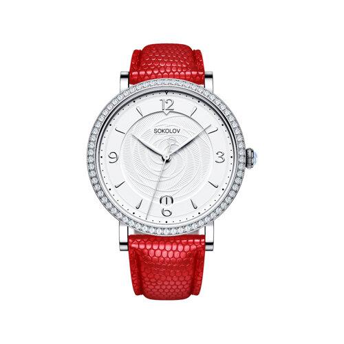Женские серебряные часы (102.30.00.001.03.03.2) - фото №2