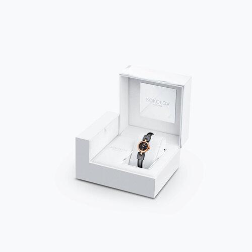 Женские золотые часы (217.01.02.001.04.02.3) - фото №4
