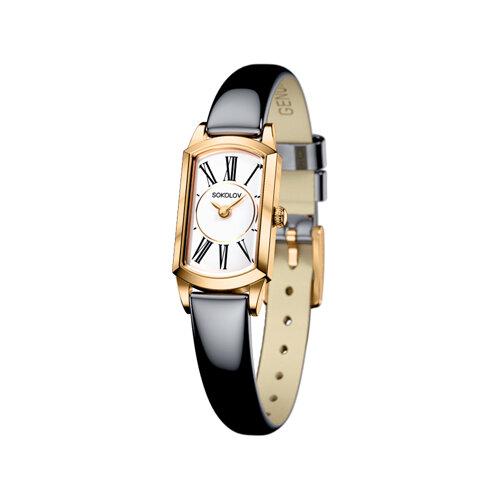 Женские золотые часы (221.02.00.000.01.05.3) - фото