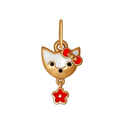 Кулон «Котёнок»
