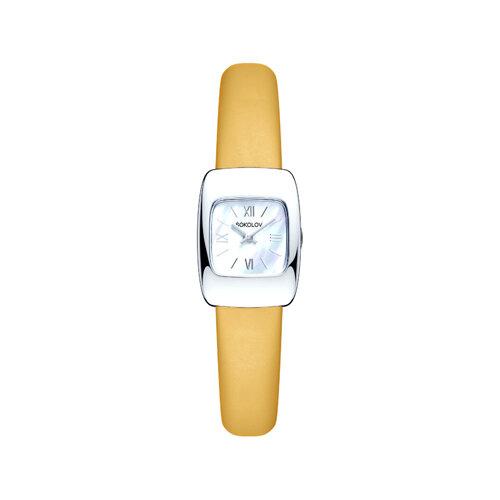 Женские серебряные часы (124.30.00.000.02.04.2) - фото №2
