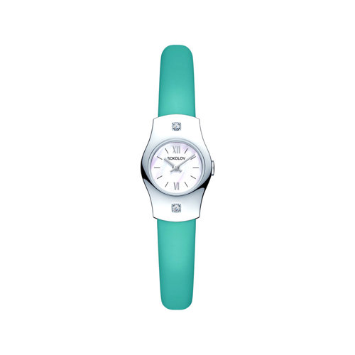 Женские серебряные часы (123.30.00.001.02.07.2) - фото №2