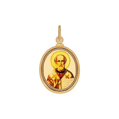 Иконка из золота (200070) - фото