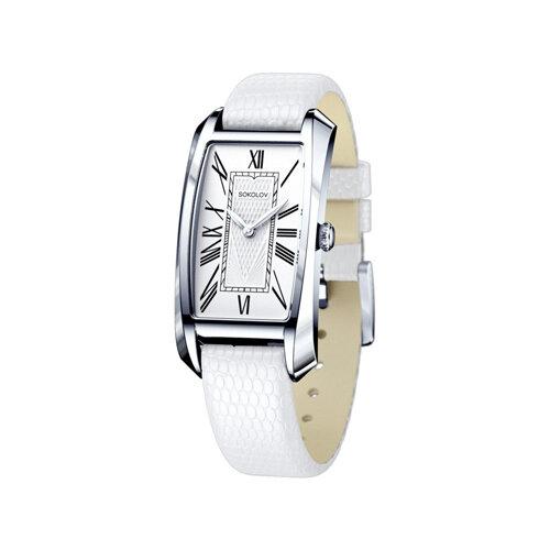 Женские серебряные часы (120.30.00.000.01.02.2) - фото