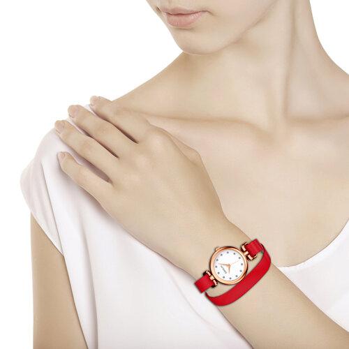 Женские стальные часы (315.73.00.000.01.02.2) - фото №3
