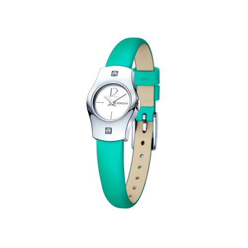 Женские серебряные часы (123.30.00.001.04.07.2) - фото