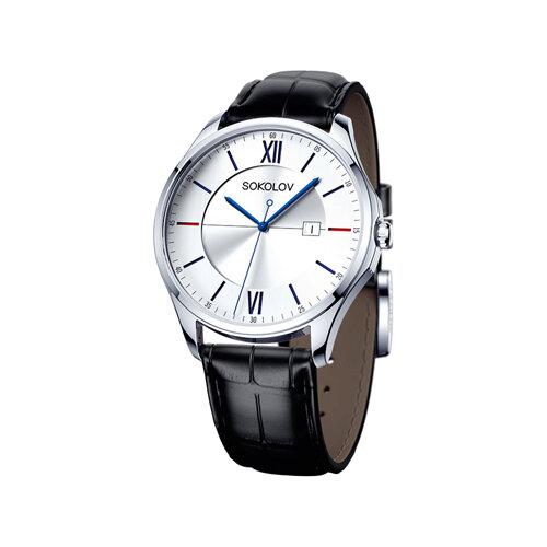 Мужские серебряные часы мужские часы rodania rd 2511070