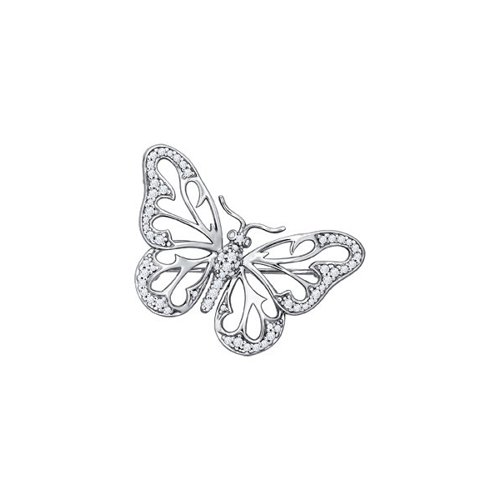 Брошь - бабочка SOKOLOV брошь seanna seanna mp002xw1as8q