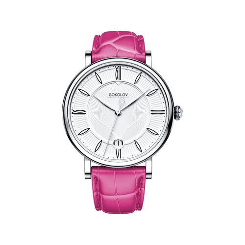 Женские серебряные часы (103.30.00.000.01.04.2) - фото №2