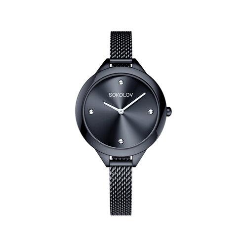 Женские стальные часы (306.75.00.000.04.03.2) - фото №2