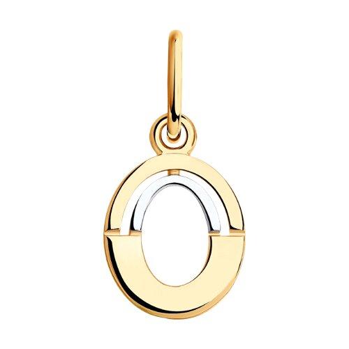 Подвеска из золота (035564) - фото