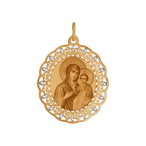 Иконка Божьей Матери «Одигитрия» Смоленская