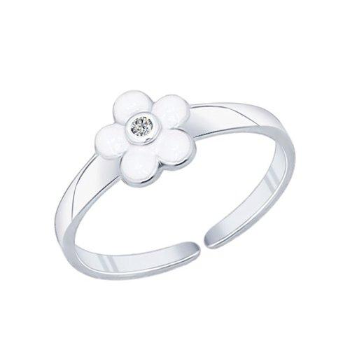 Детское кольцо  «Цветок»