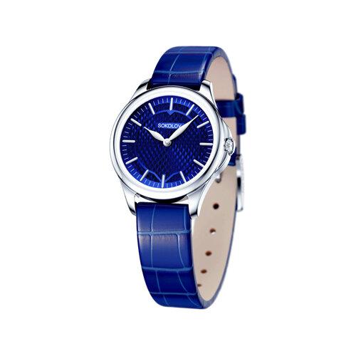 Женские серебряные часы (136.30.00.000.07.04.2) - фото