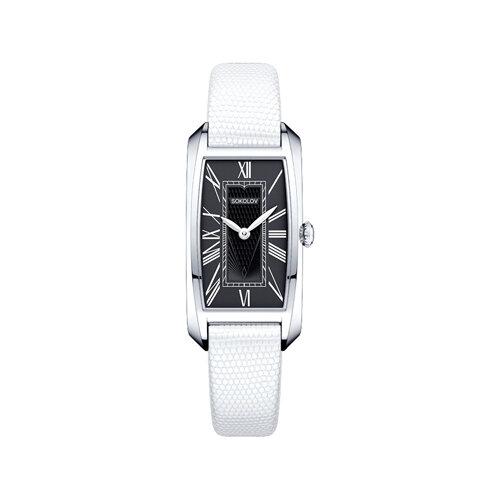 Женские серебряные часы (120.30.00.000.02.02.2) - фото №2