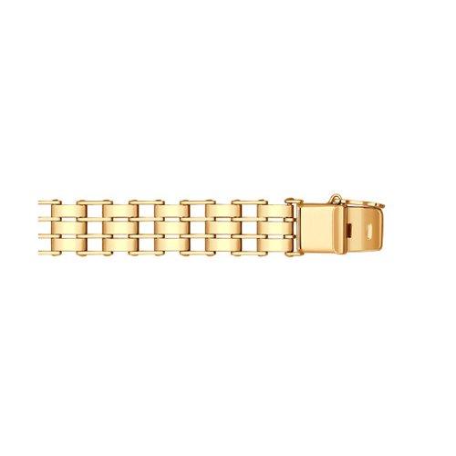 Мужской браслет SOKOLOV из золота