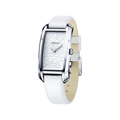 Женские серебряные часы (120.30.00.000.03.02.2) - фото